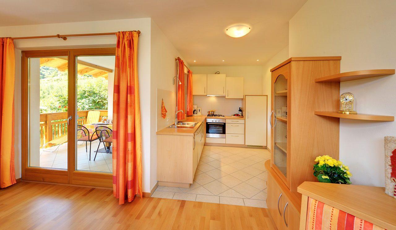 schrenteweinhof landhaus schrentewein apartment margerite. Black Bedroom Furniture Sets. Home Design Ideas